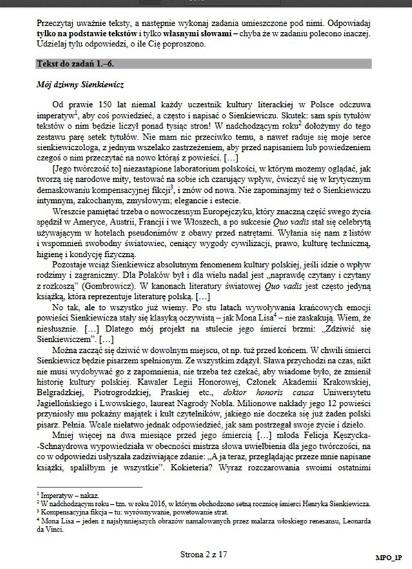 matura poprawkowa 2021 polski