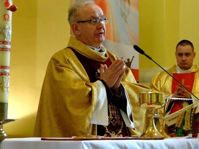ks. Kanonik Stanisław Jaworecki z par. św. Mikołaja odchodzi na emeryturę