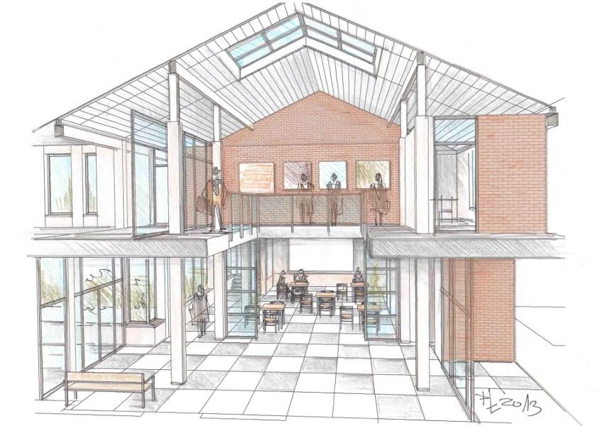 Tak będzie wyglądała nowa biblioteka w Supraślu