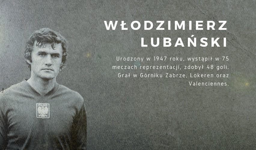 Włodzimierz Lubański...