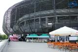 I etap budowy stadionu w Zabrzu oficjalnie zakończony. Arena Zabrze ma parking i pasaż [ZDJĘCIA]