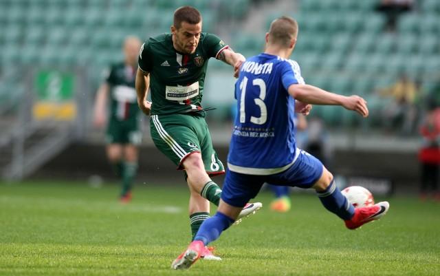 Aleksandar Kovacević powiedział że chce dalej grać w Śląsku i zapewnił, że Lechia się na to zgodziła