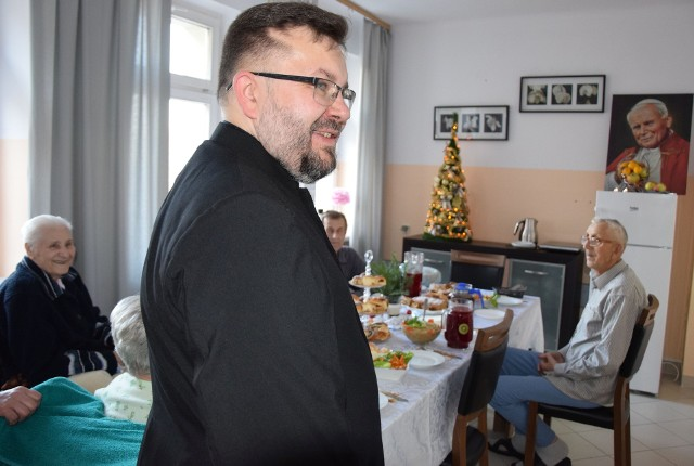 Pacjenci są bardzo zadowoleni z pobytu w hospicjum stacjonarnym we włoszczowskim szpitalu.