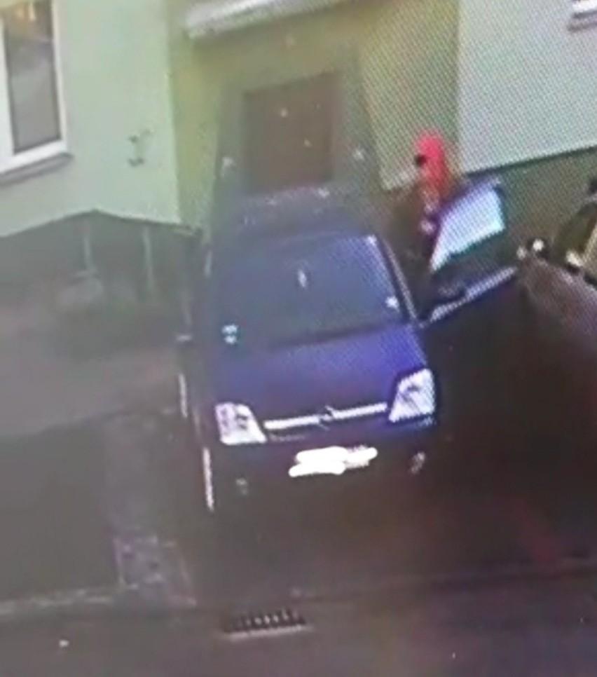 Podejrzewany o kradzież opla trafił do policyjnego aresztu