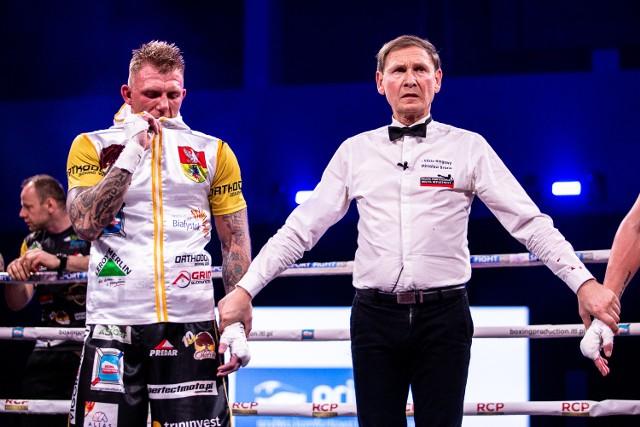 """Przemysław """"Smile"""" Gorgoń wierzy, że na gali w Arłamowie odniesie kolejne zwycięstwo w karierze"""