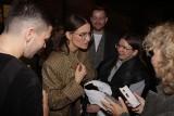 Ostatni dzień KTW Fashion Week zaczął się od spotkania z Joanną Horodyńską ZDJĘCIA