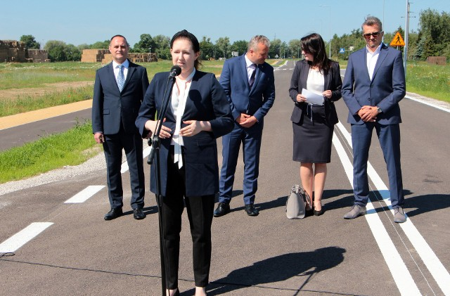 Łącznik Droga Graniczna - Lipowa ma nosić nazwę ulicy Polskiej Strefy Inwestycji