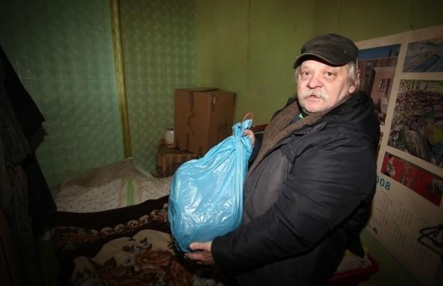 – Od sierpnia ubiegłego roku jesteśmy już częściowo spakowani i czekamy na wyprowadzkę – mówi Andrzej Antczak.
