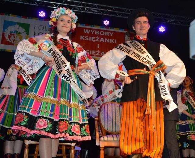 Reprezentacyjną księżacką parą miasta zostali: Anna Czubik z Klewkowa i Przemysław Kaczor z Błędowa