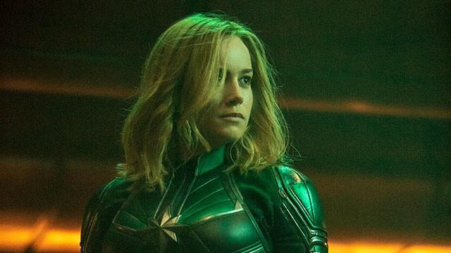 """Kapitan Marvel"""" w kinach: Superman była kobietą [RECENZJA"""