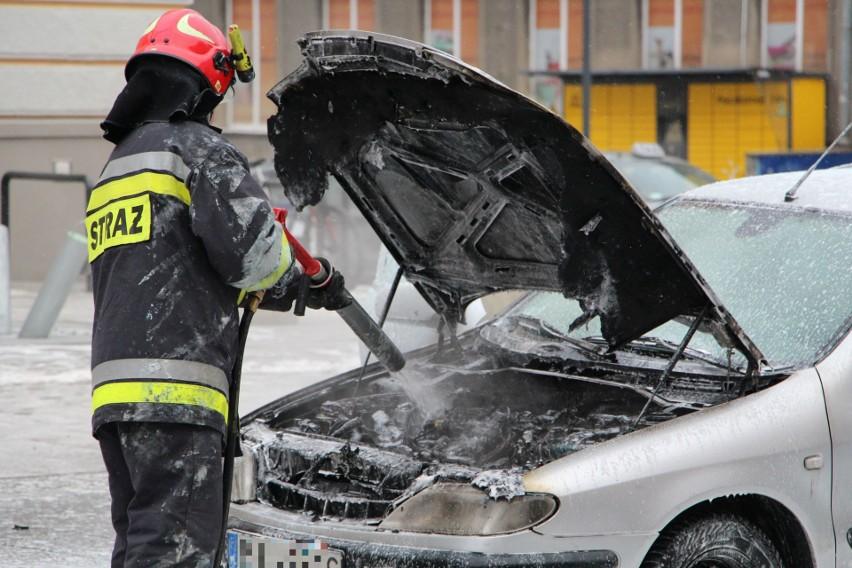 W niedzielę, o godz. 15.50 białostoccy strażacy otrzymali...