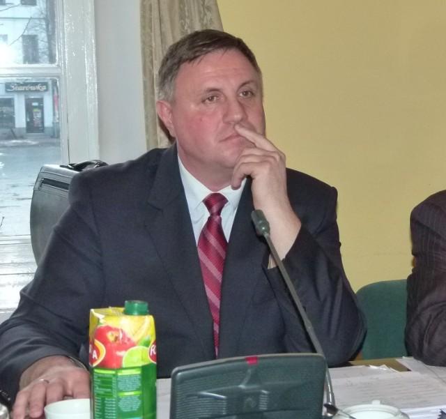 Robert Wójcik chce być stroną w postępowaniu administracyjnym prowadzonym na wniosek ZPOW Agros Nova w Łowiczu