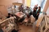 Brakuje pieniędzy na modernizację kliniki przy ul. Curie-Skłodowskiej (ZDJĘCIA)