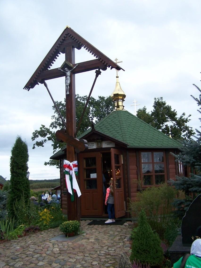 Skit w Odrynkach. Oto jedyna w Polsce prawosławna pustelnia,...