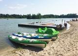 Pływaj na zalewie w Gorzycach. Cały dochód z opłat gmina przeznacza na leczenie Bartusia Przychodzkiego z Sandomierza