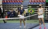 Polska remisuje z Brazylią po pierwszym dniu meczu Billie Jean King Cup w Bytomiu ZDJĘCIA Fręch wygrała, Radwańska stoczyła zacięty bój