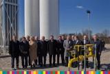 Otwarcie stacji regazyfikacji gazu w Mońkach. Dostęp do gazu ziemnego poprawi potencjał miasta (zdjęcia)