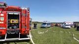 Katastrofa samolotu w Przylepie. Sprawą zajmuje się Państwowa Komisja Badania Wypadków Lotniczych