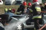 Wielki wypadek na autostradzie koło Torzymia (zdjęcia)