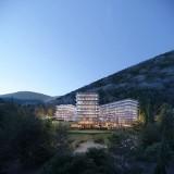 Crystal Mountain Resort: ogromny, pięciogwiazdkowy hotel powstaje w Wiśle, będzie tak samo duży jak Gołębiewski(WIZUALIZACJE)