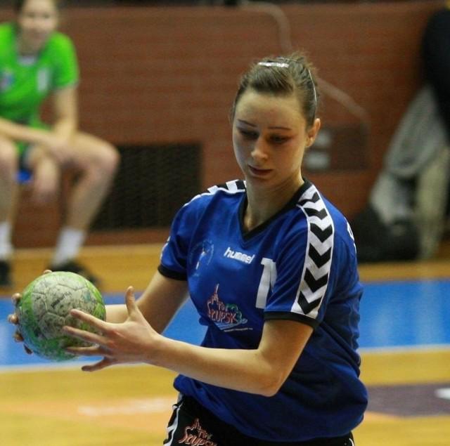Anna Pniewska przed meczem nie trenowała, ale zdobyła aż 5 goli.