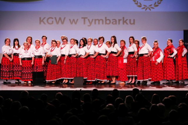 KGW w Tymbarku na liście członków w rejestrze ma 38 osób.