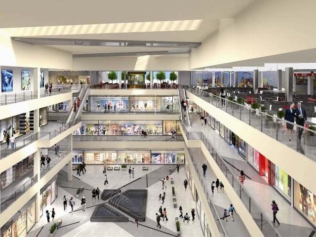 Tak będzie wyglądać centrum handlowe MUNDO w Budapeszcie