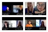 30. urodziny IX LO w Gdyni. Uczniowie rozmawiają ze znanymi absolwentami o wyborze ścieżki zawodowej