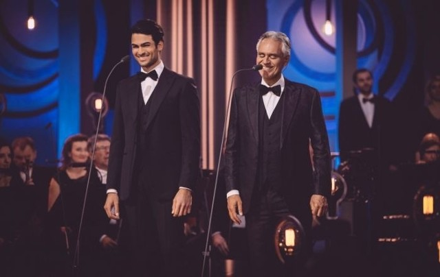 Podczas wielkanocnego koncertu w telewizyjnej Jedynce Andrea Bocelli zaśpiewa z synem Matteo