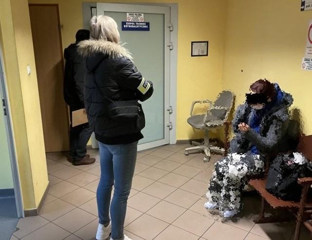 Fałszywa urzędniczka z Zabrza okradała seniorów. Wpadła, gdy jeden z nich zamknął ją w swoim domu