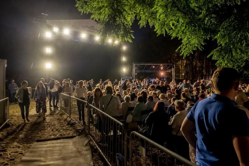 Teatr Muzyczny 29 sierpnia w Starym Porcie nad Wartą...