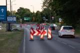 Zmiana organizacji ruchu na wiaduktach Warszawskich w Bydgoszczy. Rozpoczęły się prace [zdjęcia]