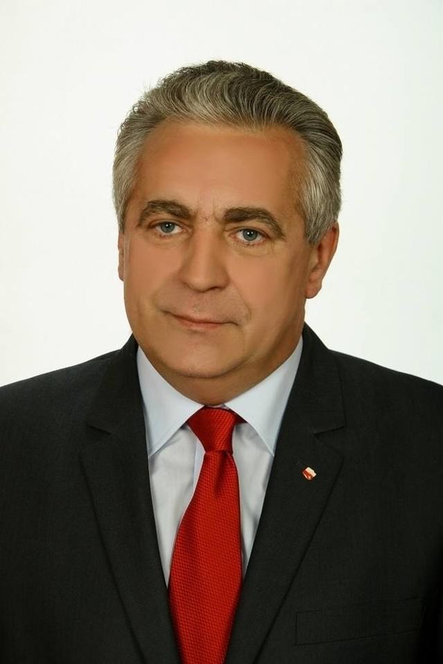Leszek Aleksandrzak jest szefem sztabu M. Ogórek