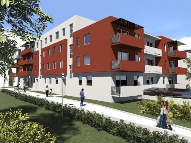 Mieszkania przy ul. Szosa ChełmińskaBudynek uzyakał certyfikat energetyczny, który określa poziom zużywanej w obiekcie energii.