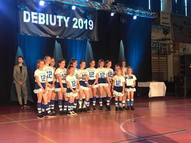 """Kolejorz Girls pokazały się z dobrej strony we wszystkich kategoriach wiekowych na turnieju """"Debiuty"""" w Luboniu"""
