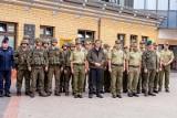 Ilu żołnierzy pełni służbę na granicy z Białorusią? Podano najnowsze dane