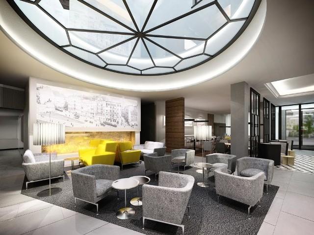 Hotel Hampton by Hilton Poznań Old Town przy ul. Święty Marcin już działa. To pierwszy hotel tej marki w stolicy Wielkopolski.Przejdź do kolejnego zdjęcia --->