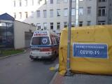 Covid-19 na Podhalu. Do szpitali znów trafili chorzy. W Zakopanem jedna z pacjentek w stanie ciężkim