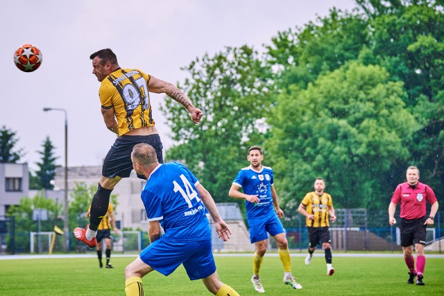 BKS Sparta Brodnica przegrała z RKS Lech Rypin 0:1