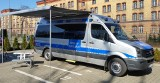Mobilny komisariat w Poznaniu: Masz daleko do jednostki policji? Zgłoś to radzie osiedla, bo komisariat może... przyjechać do ciebie!