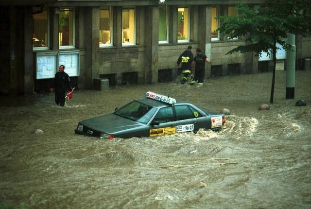 Powódź z 2001 roku w Gdańsku