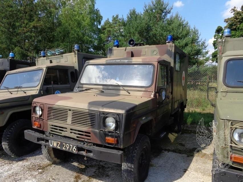 Samochód sanitarny 4-noszowy TARPAN IVECO (bez wyposażenia)...