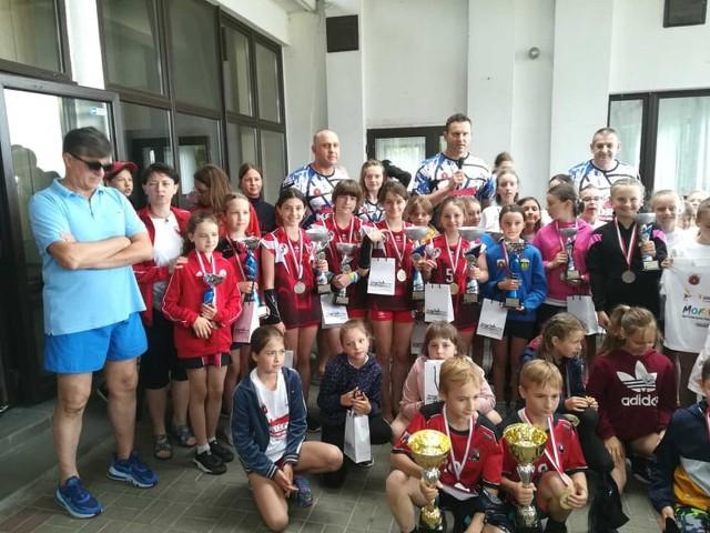 Zawodniczki MSPS Inowrocław zajęły pierwsze i drugie miejsce w Ogólnopolskim Turnieju Minisiatkówki w Grudziądzu