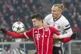Bayern - Besiktas. Robert Lewandowski wyrównał rekord i zebrał najwyższe noty