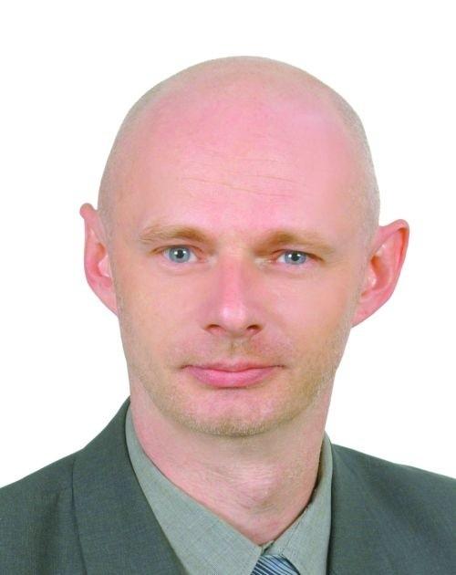 Bogusław Łabędzki, radny z klubu Prawa i Sprawiedliwości