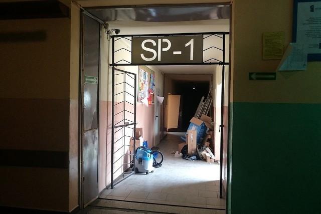 Do Szkoły Podstawowej nr 1 zostanie dobudowana nowa siedziba przedszkola nr 7.