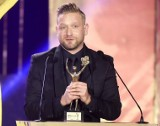 Zielonogórzanin Bartek Jędrzejak z Telekamerą 2021! Dziękuje Lubuszanom za głosy i nie kryje zadowolenia z nagrody