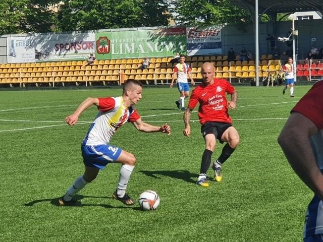 Piłkarze Limanovii w najbliższej kolejce zagrają z liderem