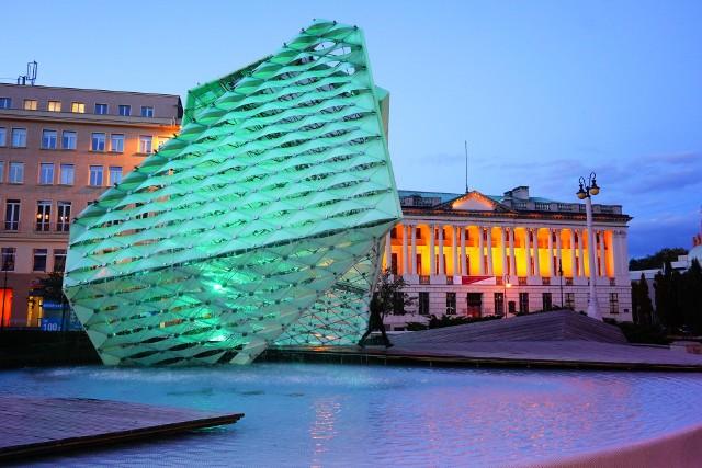 6 października obchodzony jest Światowy Dzień Mózgowego Porażenia Dziecięcego. W Poznaniu z tej okazji podświetlono na kolor zielony m.in. Stadion Miejski, dworzec kolejowy, ratusz i fontannę na placu Wolności. Kolejne zdjęcie --->