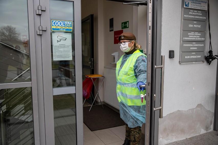 Białostockie Centrum Onkologii po raz kolejny zmaga się z...